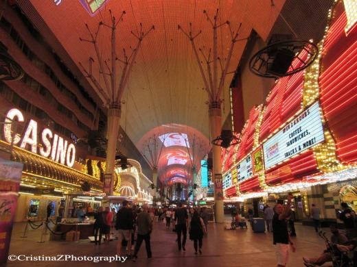 Contiki - Las Vegas - Fremont