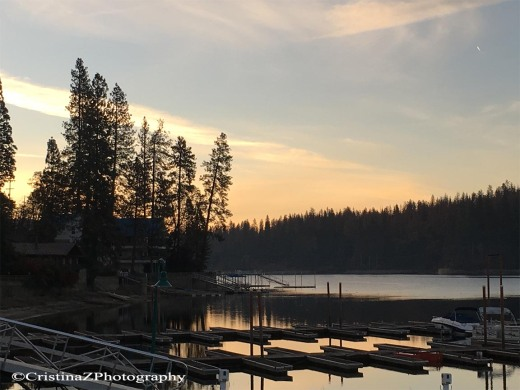 Bass Lake Sunrise