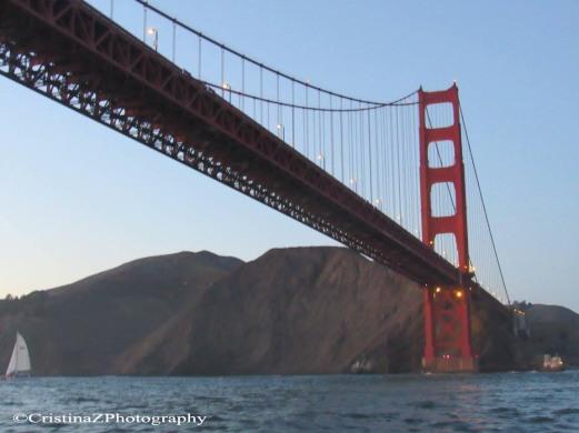 San Fran Bridge 1